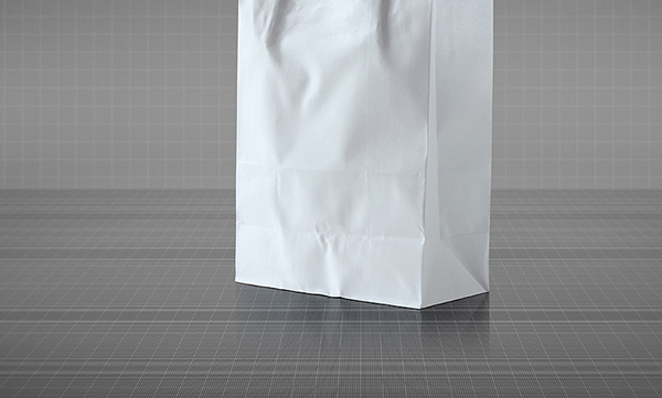 موکاپ ساک کاغذی