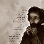 شاسی (تابلو) شعروگرافی ۰۷۲ | سهراب سپهری