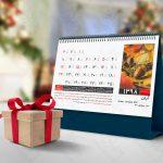 تقویم رومیزی برای سال 98