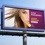 موکاپ بیلبورد و تابلوی تبلیغاتی بزرگ (2 موکاپ)