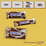 موکاپ بسته بندی شکلات (4 موکاپ)