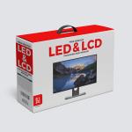 موکاپ جعبه و بستهبندی لپ تاپ / LCD/LED