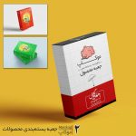 موکاپ و پیش نمایش جعبه و بسته محصول (2 موکاپ)