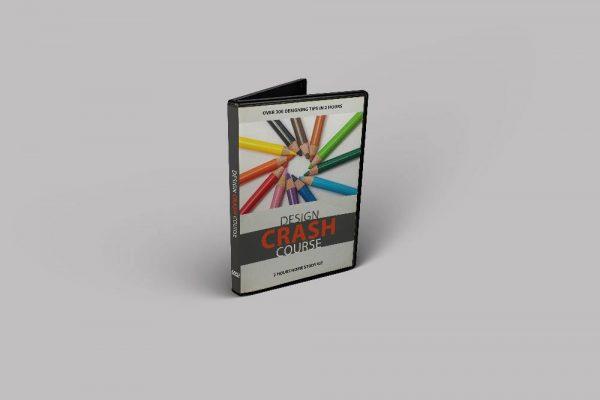 موکاپ قاب و کاور DVD و CD