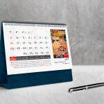 تقویم ۹۷ طرح مینیمال (طرح ۲۹)