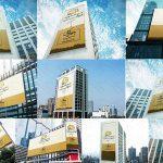 موکاپ بیلبورد و تابلوی تبلیغاتی بزرگ (۱۰ موکاپ)