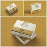 موکاپ جعبه تخت و پهن | جعبه دارو، قرص و… (۳ موکاپ)