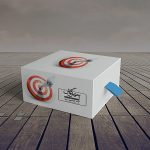 موکاپ بسته بندی (جعبه کیک، کفش و محصولات …)